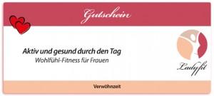 Foto Ladyfit Fitness-Gutschein